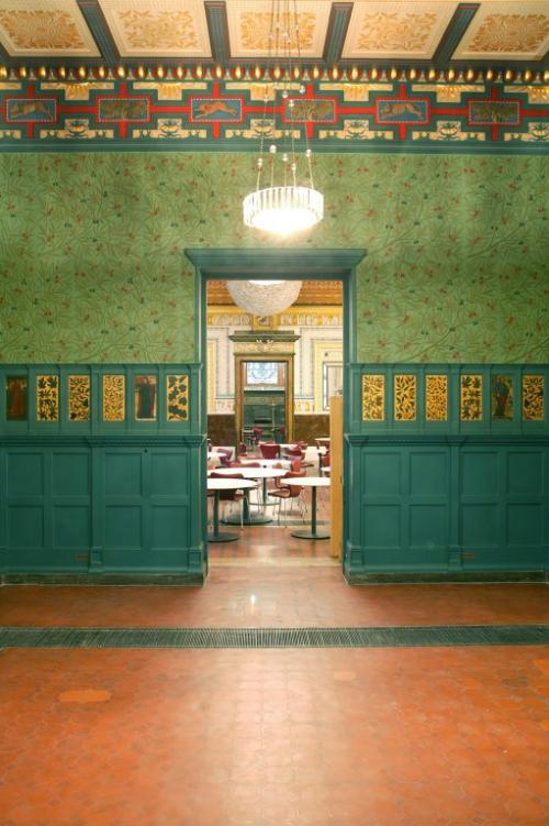 Green Dining Room: Arty, Crafty, Handmade And Beautiful